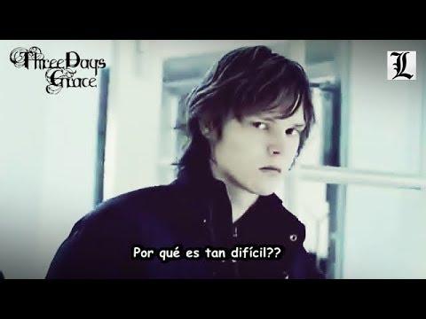Three Days Grace - Someone Who Cares (Sub Español) [Video]
