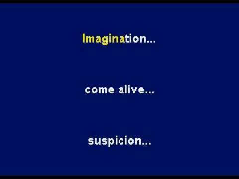 Suspicion - R.E.M. Karaoke by Allen Clewell
