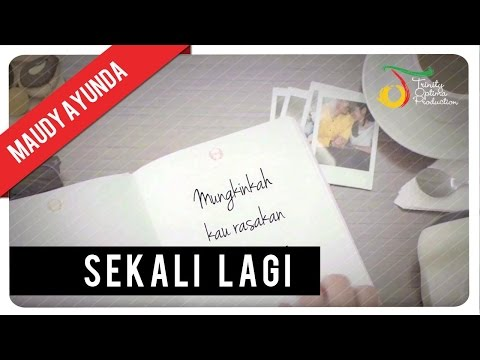 Maudy Ayunda - Sekali Lagi | Official Video Lirik