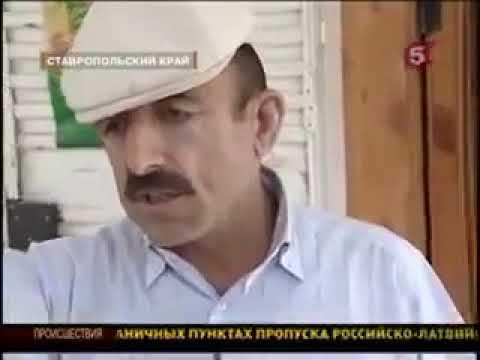 Русские против дагестанцев-даргинцев