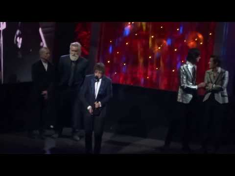 Rock Hall Inductions - The Cars - Acceptance Speeches - Cleveland - 4/14/18