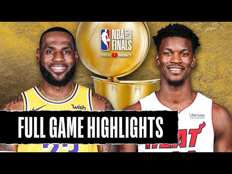 LAKERS-at-HEAT-FULL-GAME-HIGHLIGHTS-October-6-2020