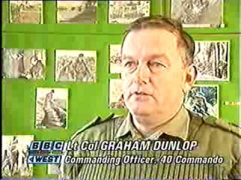 40 commando royal marines operation safe haven iraq 1991