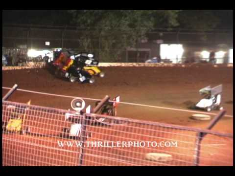 I-44 Speedway regular classes & ASCS2 9-6-09 Highlights