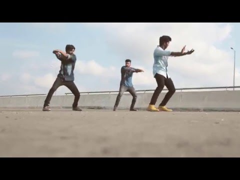 Dub Theri Step - Dance cover /Paul Choreography/ First Impression