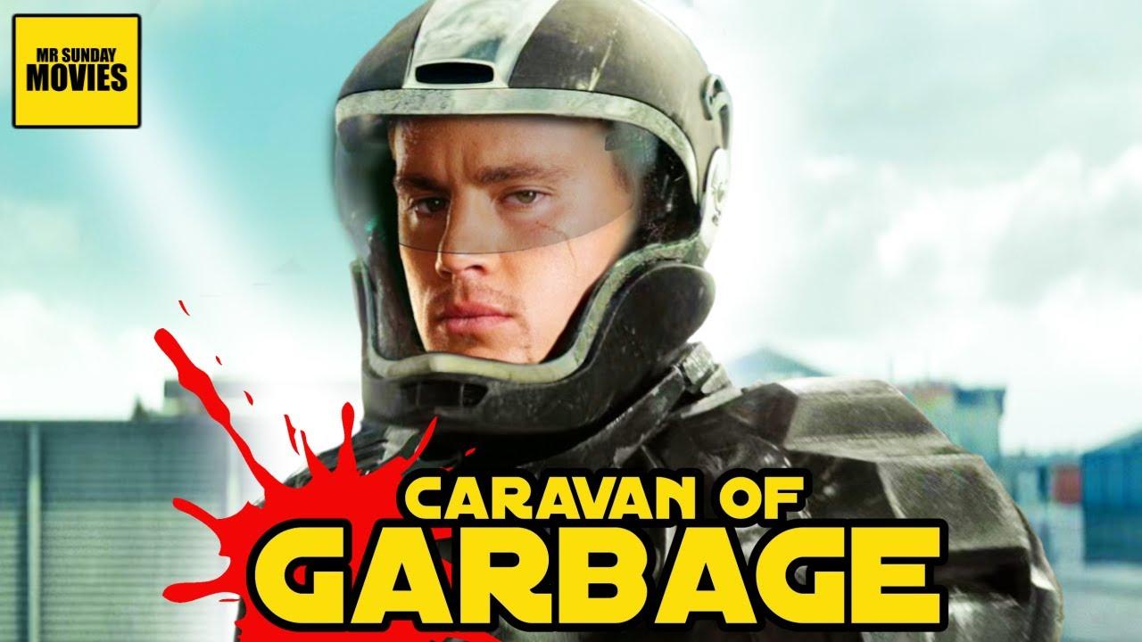 GI Joe: The Rise Of Cobra - Caravan Of Garbage
