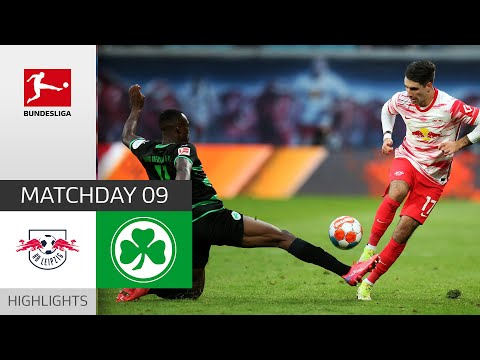 RB Leipzig Greuther Furth Goals And Highlights