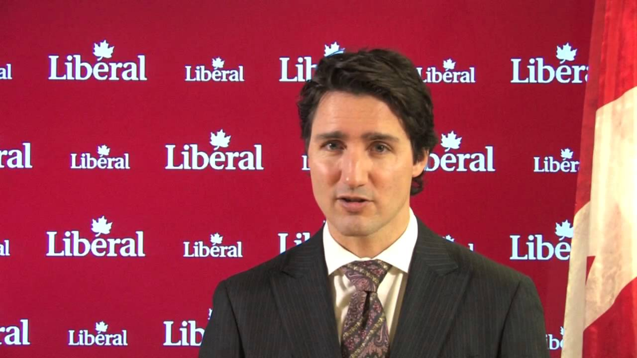 Justin Trudeau want you to wear pink on the Day of Pink--April 9 ...