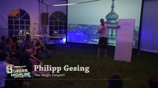 The Magic Carpet? - Philipp Gesing | UHF 2016