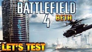 BATTLEFIELD 4 BETA [1080p] ♦ SHOOTER | Let's Test Battlefield 4 [1/2]