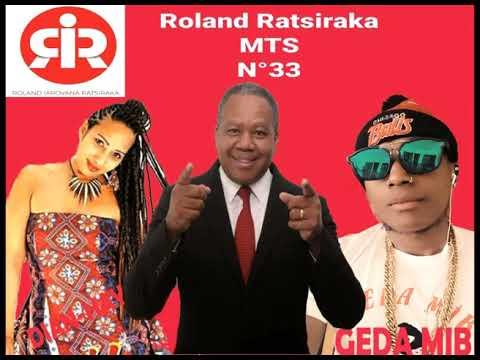 DIAN-HAY FEAT GEDA MIB... ROLAND RATSIRAKA R I R N° 33
