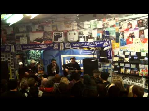 Neck Deep in-store at Banquet Records (full set) - YouTube Banquet Records on