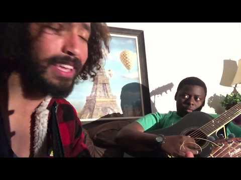 Gravity- John Mayer (Acoustic Cover feat. Calvin Thomas)