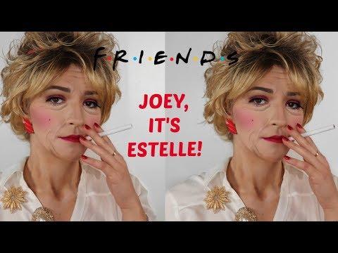 JOEY, IT'S ESTELLE!   FRIENDS TRANSFORMATION: ESTELLE LEONARD thumbnail
