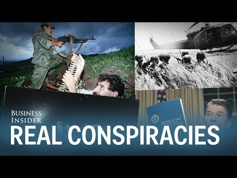 Worst US war conspiracies that are real