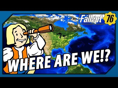 FALLOUT 76 - I DON'T Think the Setting...