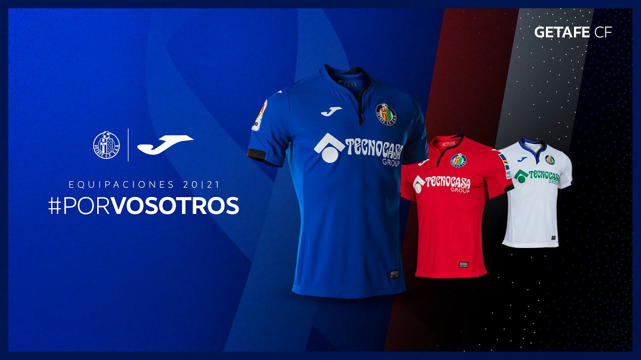 Getafe 20-21 Home, Away & Third Kits Released - Pay Homage To ...