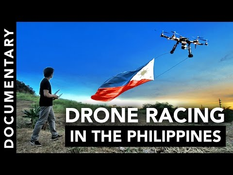 Drone Racing In The Philippines! • Banzski Documentary