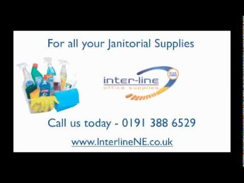 Interline Janitorial Supplies - 070911MW.mov