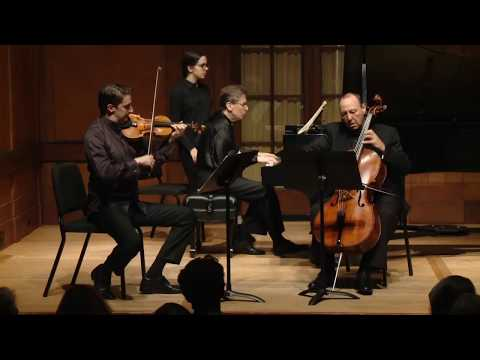 Curtis Presents: Noah Bendix-Balgley, Peter Wiley (Cello '74), and Robert Levin