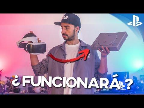 CÓMO JUGAR A PSOne EN PLAYSTATION VR
