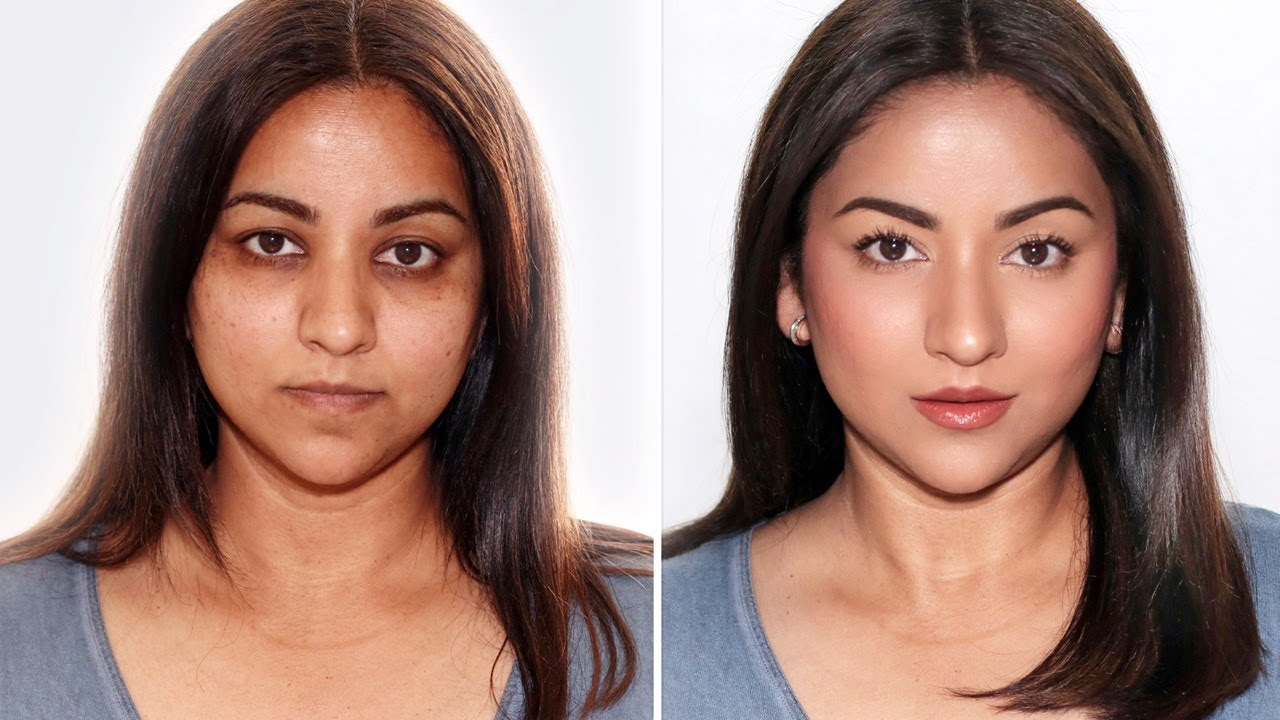 Makeup Tricks to Make You Look Less TIRED (No Foundation)