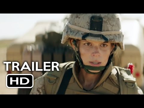 Megan Leavey Trailer #1 (2017) Kate Mara Drama Movie HD