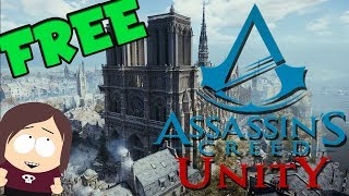 Assassin's Creed Unity FREE on Uplay