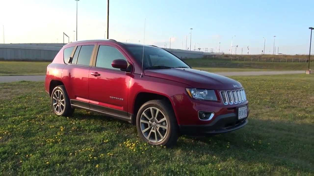 Awesome 2014 Jeep Compass Limited 4x4 Review   YouTube