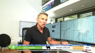 Hello Traders émission du 25 Juin 18