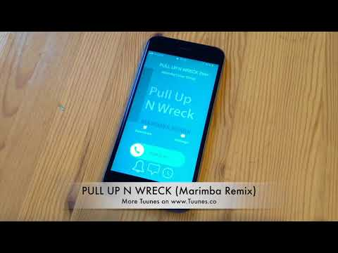 Pull Up N Wreck Ringtone - Big Sean & Metro Boomin Tribute Marimba Remix Ringtone - iPhone & Android