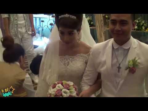[8VBIZ] - Thanh Duy & Kha Ly nhảy múa tưng bừng trong đám cưới