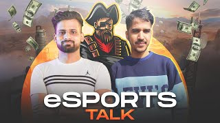 Free Fire eSports talk with FozyAjay and Amitbhai - Total Gaming eSports