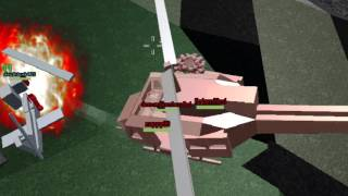 ROBLOX Armored Patrol - C4+Helicopter Crew