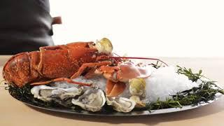 Préparer un plateau de fruits de mer  🦑🦐🦀  - AZUL PESCA -