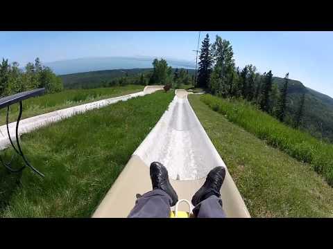 Alpine Slide @ Lutsen Mountains.mp4