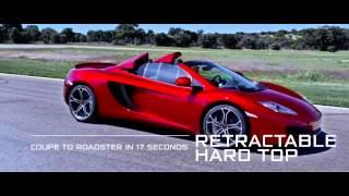 Mclaren 12C Spider 2012 Videos