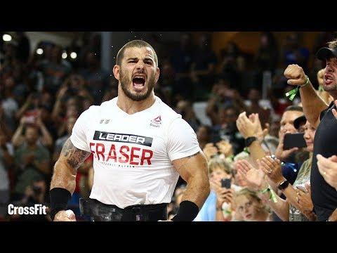 2018 CrossFit Games   Individual Handstand Walk & Aeneas