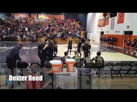 Dexter Reed Junior Year Mixtape