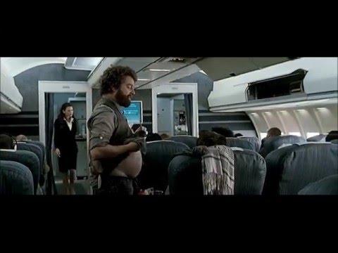 """Due Date (2010) Scene: """"Terrorist Or Bomb?"""""""
