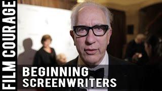 Advice Beginning Screenwriters Wga West President Howard Rodman