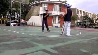 花式街頭籃球基本招式 你玩過嗎 mba花式街頭籃球隊 小夫