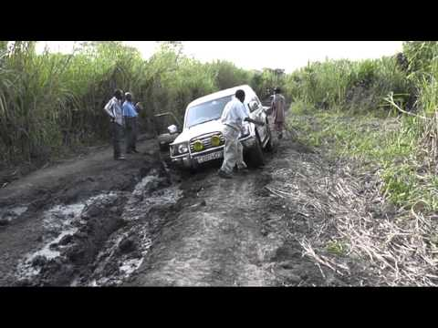 Congo's awful roads