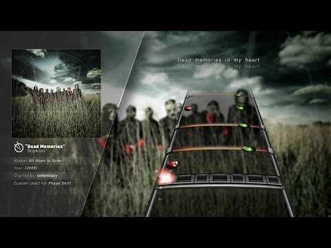 Slipknot - Dead Memories (Drum Chart)
