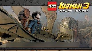 LEGO BATMAN 3: BEYOND GOTHAM - HOMEM DE AÇO (DLC)