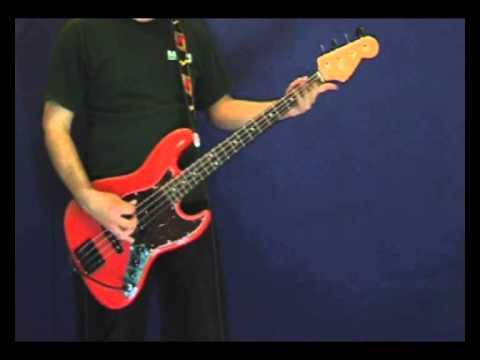 Rush Job - Shellac bass cover