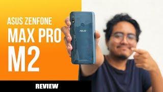 ASUS Zenfone Max Pro M2- Juara Kelas Pertengahan 2018 (Bawah RM1,000) ft Arib Ismail dari Amanz