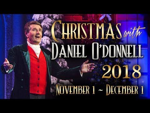 Daniel O'Donnell: Christmas with Daniel 2018 Branson Show!