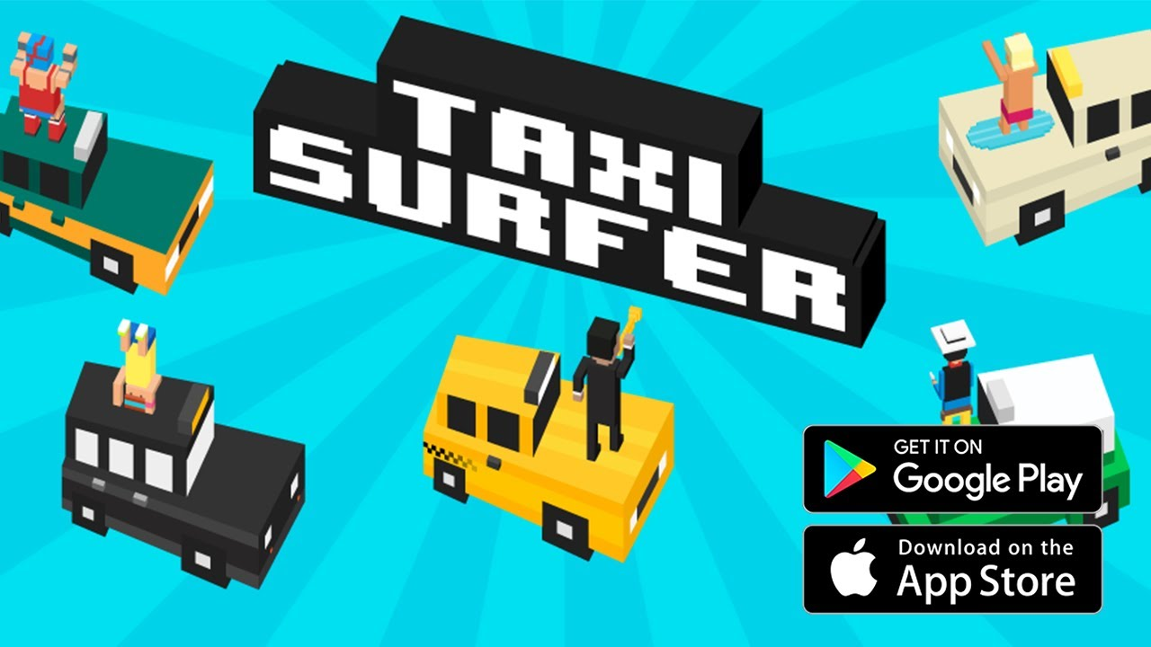 Taxi Surfer