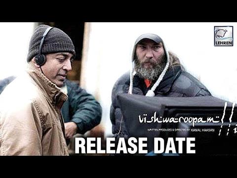 Kamal Hassan Reveals Vishwaroopam 2 Release Date